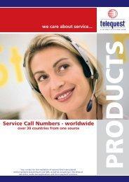 Servicenr. Prosp._E_25.10_TQU - Telequest & Internet