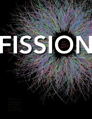 Fission in a Small Package - Institute of Nuclear and Particle Physics ...