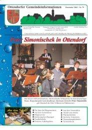Dezember 2003 / Nr. 79 (3,98 MB) - Ottendorf an der Rittschein