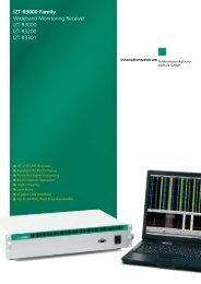 IZT R3000 Family - Innovationszentrum für ...