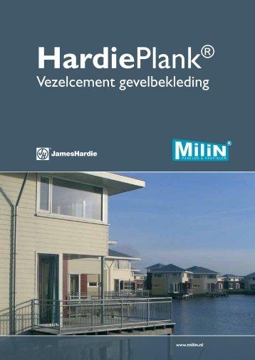 HardiePlank - Merken