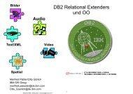 Freelance Graphics - DB2 und OO OG.PRZ