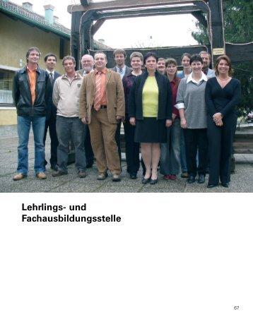 Tätigkeitsbericht 2006 - Teil 4 - Landwirtschaftskammer Wien