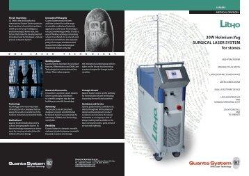 Quanta System Litho laser - MediCom