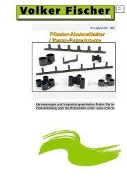 Übersicht unserer Pflaster-Abstandhalter als PDF-Dokument ...