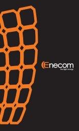 Brochure Enecom - Freecomm.biz