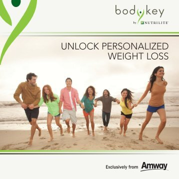 UNLOCK PERSONALIZED WEIGHT LOSS - Amway