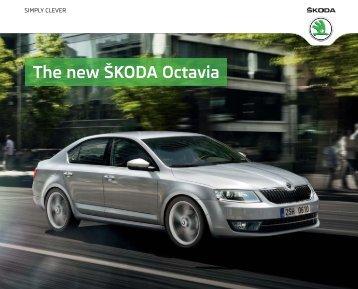 The new ÅKODA Octavia - Skoda Auto
