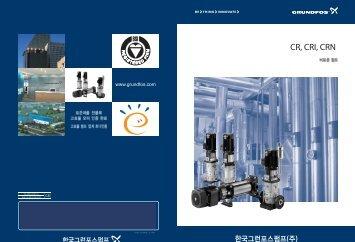 CR 비표준 - Grundfos