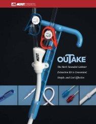 The Merit Tunneled Catheter Extraction Kit is ... - Merit Medical