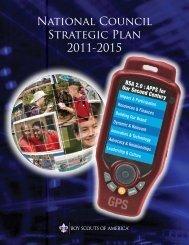 National Council Strategic Plan 2011-2015