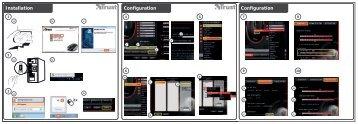 Installation Configuration Configuration - Trust