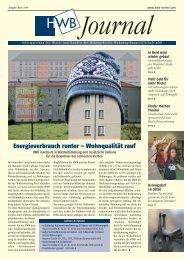 PDF HWB-Journal März 2009 - h e n n i g s d o r f . d e