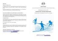 Szondi-Institut Ausbildung dipl. Szonditest-DiagnostikerIn