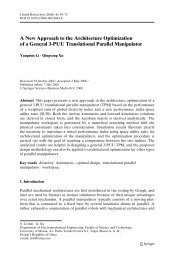 A New Approach to the Architecture Optimization of ... - ResearchGate