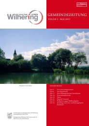 (3,92 MB) - .PDF - Gemeinde Wilhering
