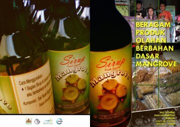 buku makanan mangrove - Mangroves for the Future