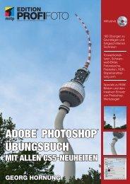 ADOBE PHOTOSHOP ÜBUNGSBUCH - Mitp