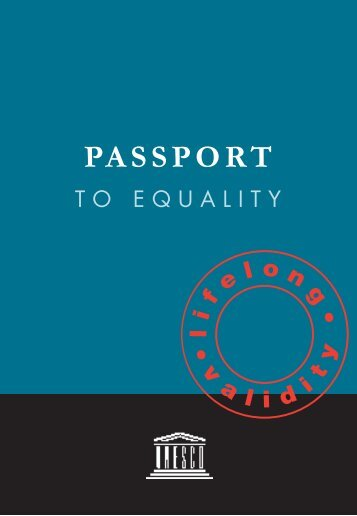 Passport to equality; 2006 - UN Women