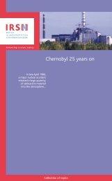 Chernobyl 25 years on - IRSN