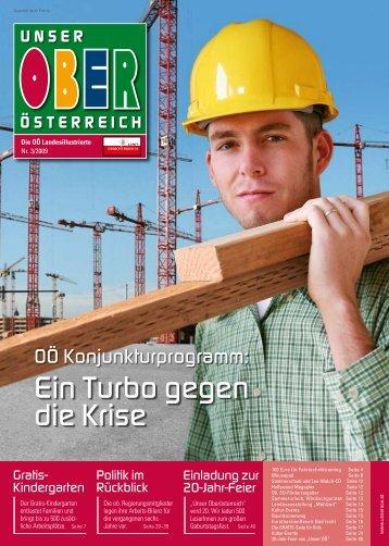 Unser Oberösterreich - Die Oö. Landesillustrierte Nr. 3/2009