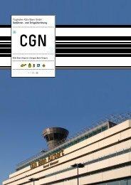 Flughafen Köln/Bonn Gmbh Gebühren- und Entgeltordnung