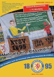 Heft 03 - FanPresse Braunschweig