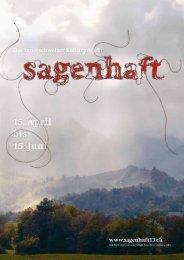 15. April bis 15. Juni - Luzerner Theater