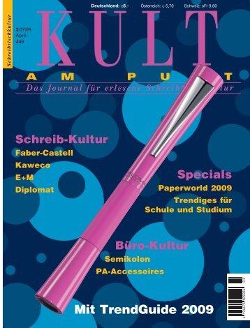 Mit TrendGuide 2009 - Helit