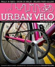 Issue #16 - Urban Velo