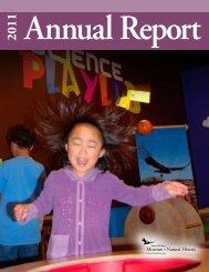 2011 Annual Report - Santa Barbara Museum of Natural History