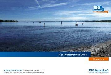 Geschäftsbericht 2011 (PDF-Dokument)