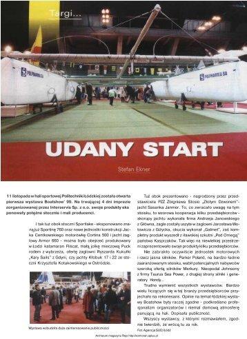 11 listopada w hali sportowej Politechniki Łódzkiej została otwarta ...