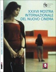 Catalogo - Mostra internazionale del nuovo cinema