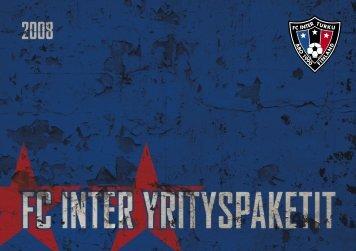 Lue YritysPointer - FC Inter