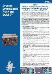 System Sterowania Ruchem SCATS™