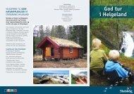 God tur i Helgeland - Statskog