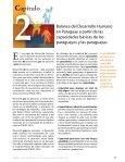 Balance del Desarrollo Humano en Paraguay a partir de las ... - Page 3