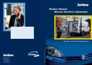 Buiten Nissan Binnen Sortimo Globelyst - Ellermeyer