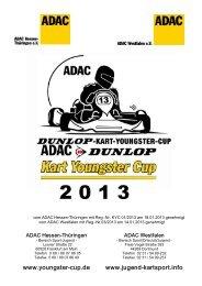 01_REGLEMENT_ADAC-DUNLOP KART ... - Youngster-cup.de