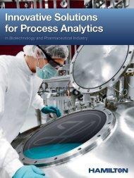 BioPharma Process Sensor Solutions - Hamilton