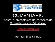 German Silva Ingeniero Consultor.pdf - Cámara Colombiana de la ...