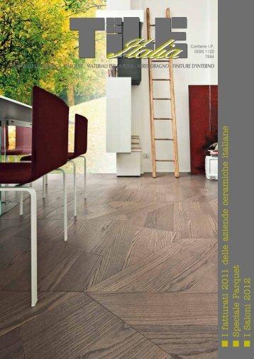 to download the complete magazine - Materiali Casa