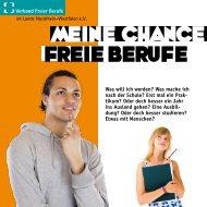 FREIE Berufe Meine Chance - Ennepe-Ruhr