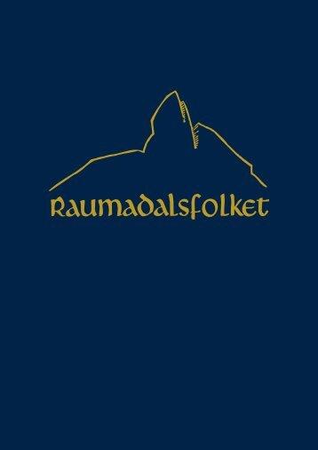 Raumadalsfolket - Romsdal Sogelag