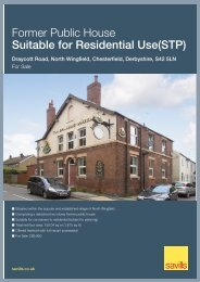 Former Public House Suitable for Residential Use(STP) - Savills