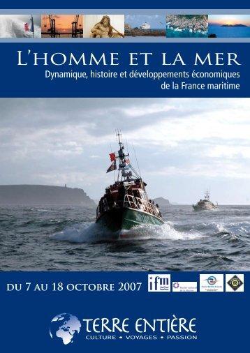 L'homme et la mer, du 7 au 18 octobre - Terre Entière