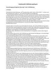 Text als .pdf-Datei hier - Arbeitsstelle Frühförderung Bayern