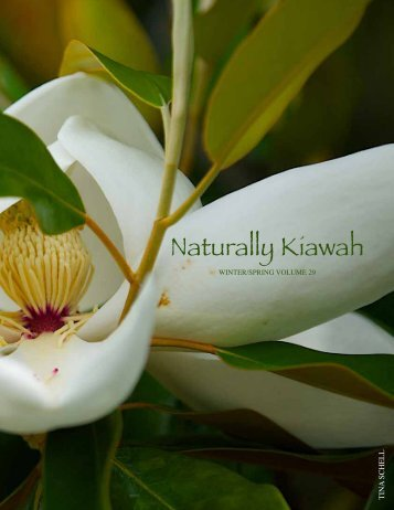 Naturally Kiawah Volume 29 - Kiawah Conservancy