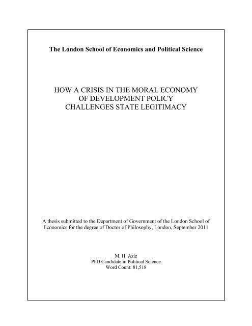 lse economic history